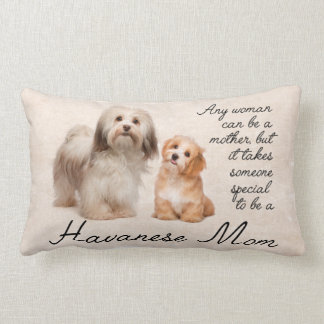 Havanese Mom Pillow