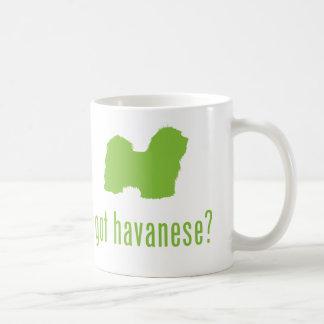 Havanese Basic White Mug
