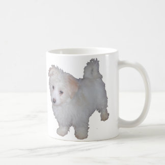 Havanese Puppy Coffee Mug