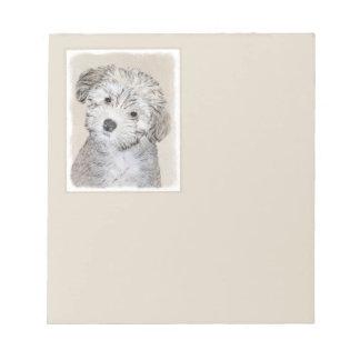 Havanese Puppy Notepad