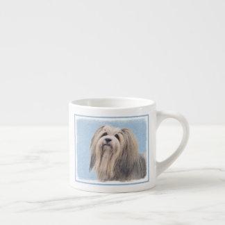 Havanese (Silver) Espresso Cup