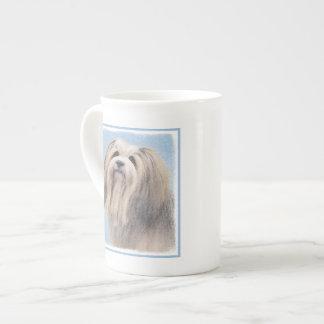 Havanese (Silver) Tea Cup