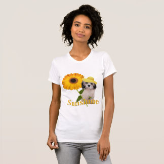 Havanese Sunshine and Daisies Shirts