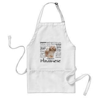 Havanese Traits Apron