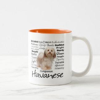 Havanese Traits Mug