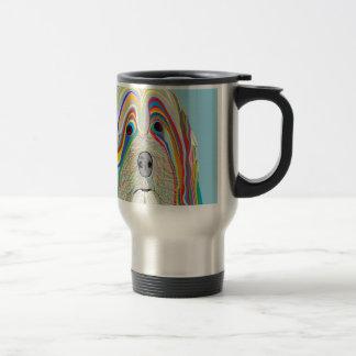 Havanese Travel Mug
