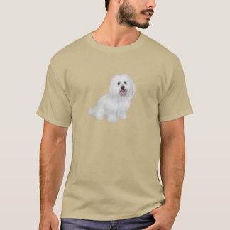 Havanese (white) T-Shirt