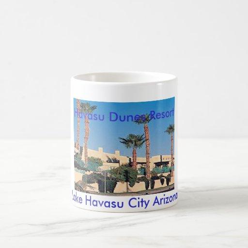 Havasu Dunes Resort Coffee Mug