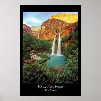 Havasu Falls Arizona Poster