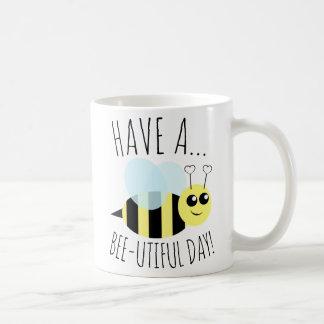 Have a Bee Utiful Day Coffee Mug