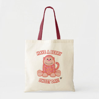 Have A Berry Sweet Day Budget Tote Bag