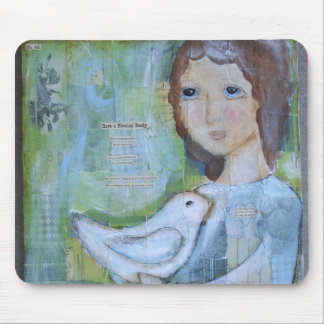 Have a Blessing Ready mouse pad