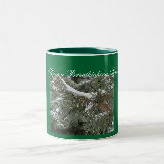 Have a Breathtaking Season! Mug