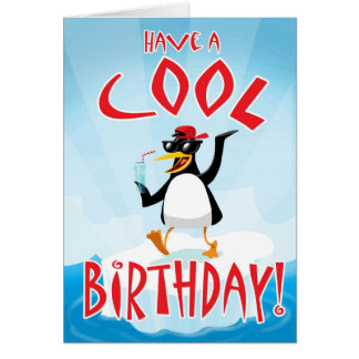Have a Cool Birthday Card