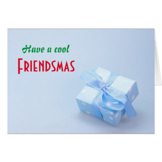 Have a cool Friendsmas card