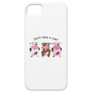 Have A Cow Case For iPhone 5/5S
