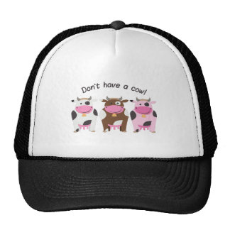 Have A Cow Trucker Hat