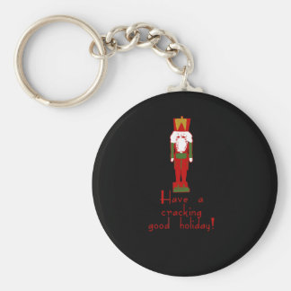 Have a Cracking Good Holiday with Nutcracker Key Ring