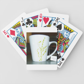 Have a cup O' tea! Bicycle Playing Cards