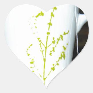 Have a cup O' tea! Heart Sticker