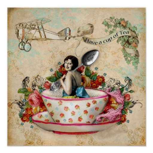 Have a cup of Tea Poster
