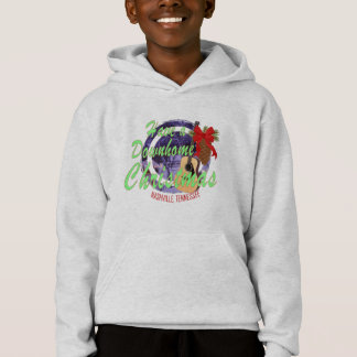 Have a Down Home Christmas Kid's Hoodie