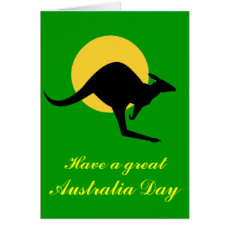Have a great Australia Day Card