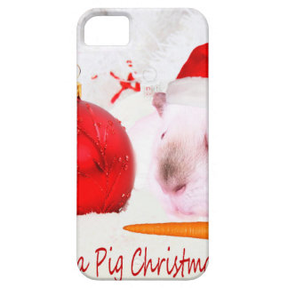 Have a Guinea Pig Christmas iPhone 5 Case