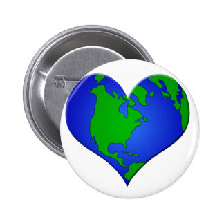 Have a HEART for Our EARTH Pin