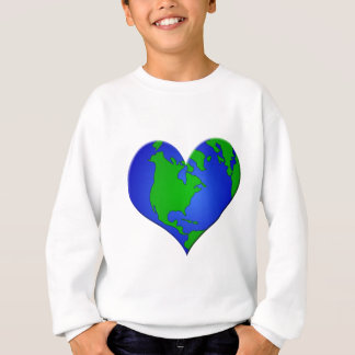 Have a  HEART for Our EARTH Sweatshirt