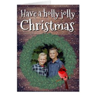 Have a Holly Jolly Christmas - Holidayzfordayz Card