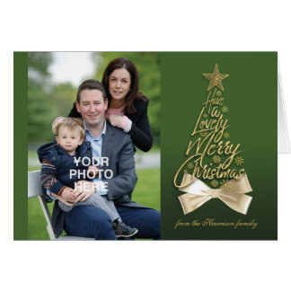 Have a Lovely Merry Christmas Card