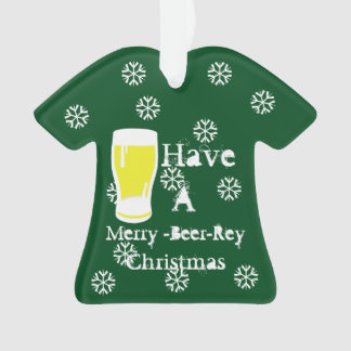 Have A Merry-Beer-Rey Christmas 3 Green