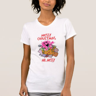 Have A Messy Christmas T Shirts