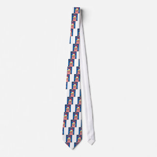Have a Monster Christmas Tie