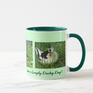 Have a Simply Ducky Day... Mug