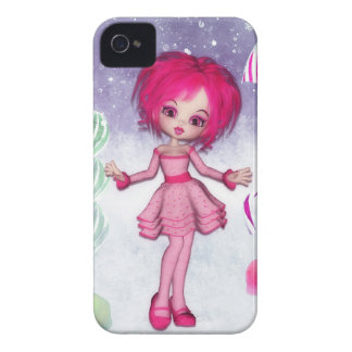 Have a Sweet Christmas Fantasy Blackberry iPhone 4 Covers