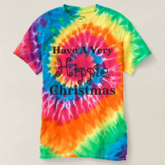 Have A Very Hippie Christmas Unique Holiday Shirt