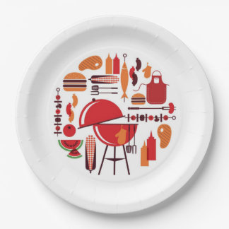 Have It All Father's Day Party Paper Plates