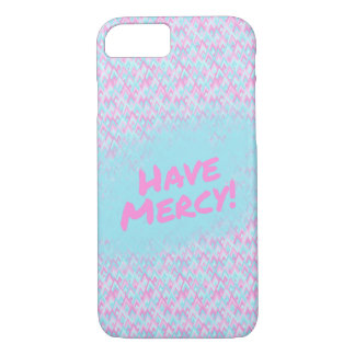Have Mercy 80s Patterned Phone Case