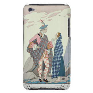 Have no fear, little one! 1922 (pochoir print) iPod Case-Mate cases
