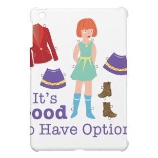 Have Options iPad Mini Cover