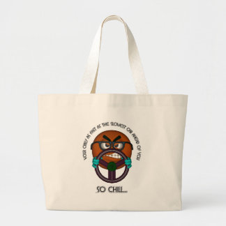 Have Patients Behind The Wheel Canvas Bag
