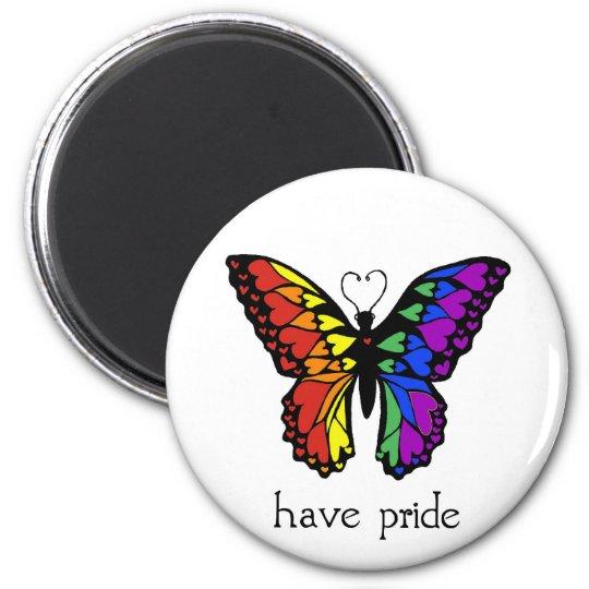 have pride magnet