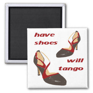 have shoes square magnet