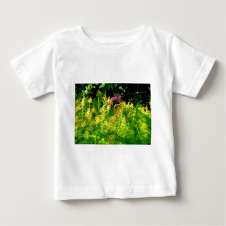 Have the courage to be yourself! Flower in field Baby T-Shirt