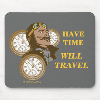 Have Time Mousepad