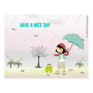 Have to Nice Day Postcard