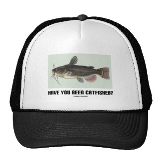 Have You Been Catfished? (Catfish Illustration) Cap