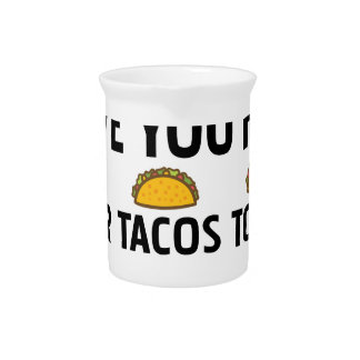 Have you had your tacos today pitcher
